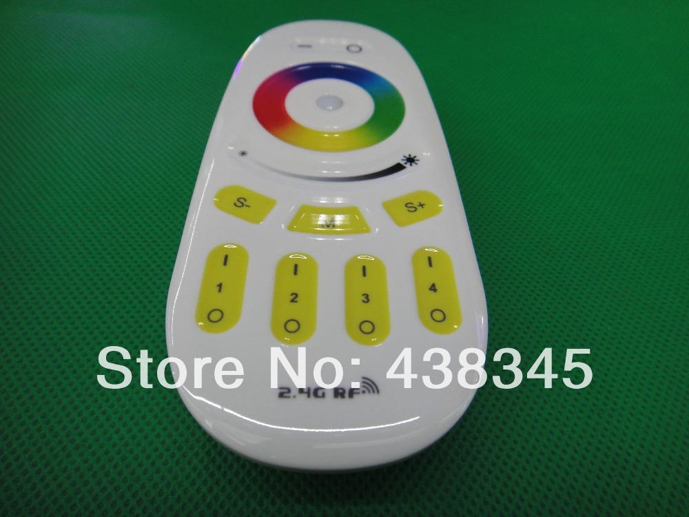 Free Shipping 2.4G RGBW Controller Led Mi Light RGBW Controller Wireless RF Remote Controller(China (Mainland))