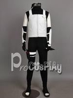 Anbu Naruto Kakashi Hatake Cosplay Costumes