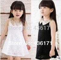 Hot Sale New 2014 Dresses Girl New Children Clothing Baby Girls Clothes Girl Dress Kids Tutu Dress child Children Dress
