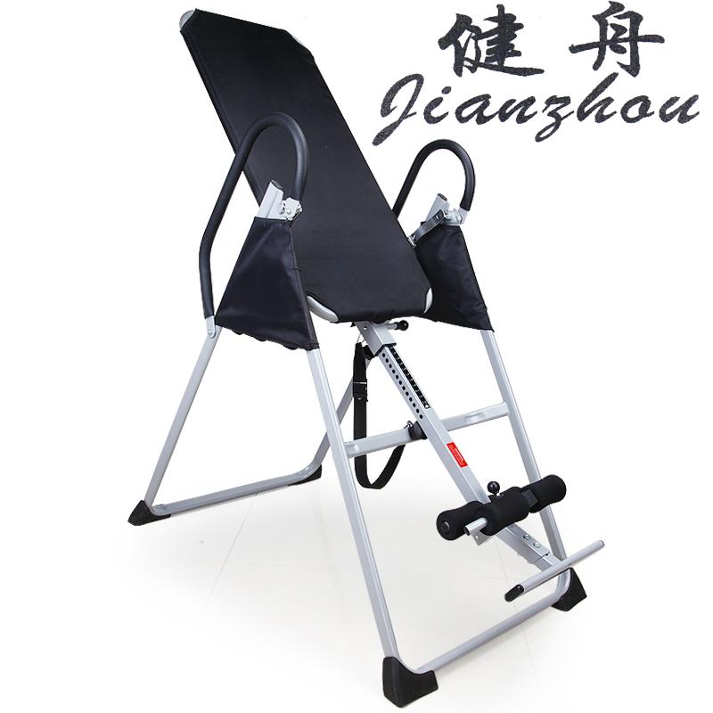 inverted stretch machine