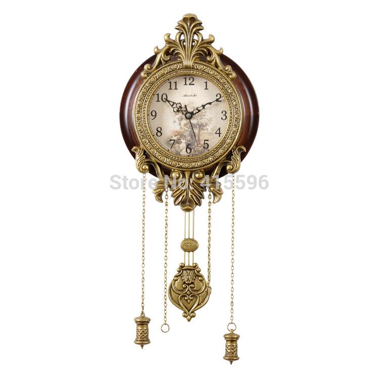 shop popular wooden pendulum wall clocks from china
