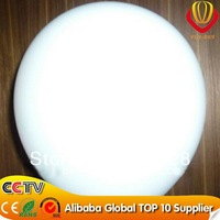 2014  cheapest  White  colors LED Light up balloons for  party decoration With CE&ROHS  50pcs/lot