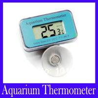 Free shipping Waterproof SDT-1 Submersible Fish Tank Digital LCD Aquarium Thermometer,MOQ=1