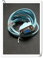 Wholesale - New DB9 Female to RJ45 Rollover Console Cable (DB9F to RJ45)