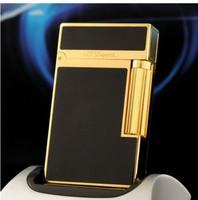 ST Dupont Vintage Gold Plated Lighter Paris