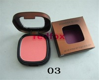 HOT Makeup Powder Blush 10g 8 color (96 pcs/lot)+FREE GIFT From Redfox