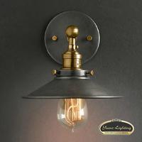 Hot selling Loft american vintage aisle wall lamp 120V-240V 40W,Free Shipping