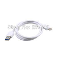 white OEM Micro USB 3.0 USB Charger Cable Data Line for Galaxy Note 3 III N9000 free shipping