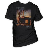 Pink Floyd Animals Classic Rock t shirt o-neck short T-shirt streetwear freeshipping