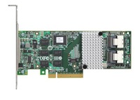 New Lsi Logic LSI00213 New LSI Logic Controller Card 3ware SAS 9750-8i Kit 8Port 6Gb/s PCI-Express 2.0 Retail