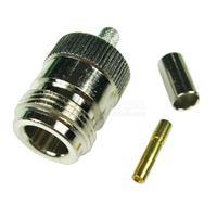 50 - 3 n connector screw 50ohm rg58