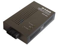 D-link fast d link dfe-855 fiber converter fiber optic transceiver sc interface
