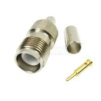 50 - 3 rp-tnc connector screw needle 50 rg58