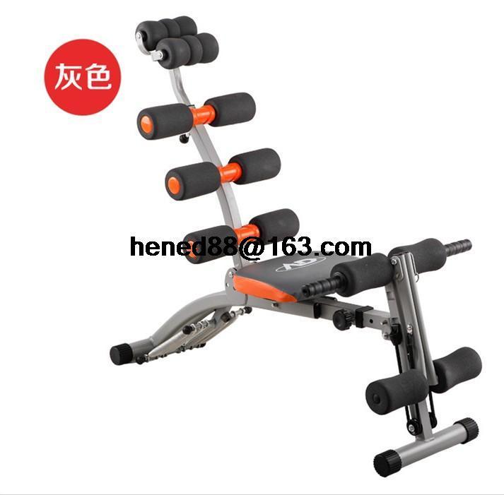 6 in 1 exercise machine