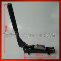 SPECIAL OFFER HIGH QUALITY Double Pump + Adjustable Handle Rally Drift Hydraulic Handbrake For Modern Group N Cars