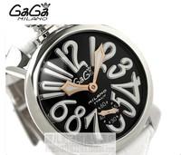Gaga watch needle gaga semi automatic mechanical watch large dial fashion unisex