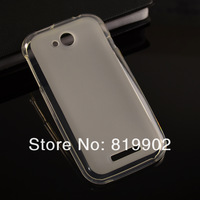 High Quality Soft TPU Back Case Protective Skin Cover  for Lenovo A706 mobile phone