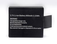 3.7V Li-ion Battery 900mAh for Sports DV SJ4000 micro DV driving recorder cycling diving HD sport camera battery