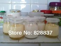 Pudding bottle , glass bottle  yogurt bottle jelly cup F018