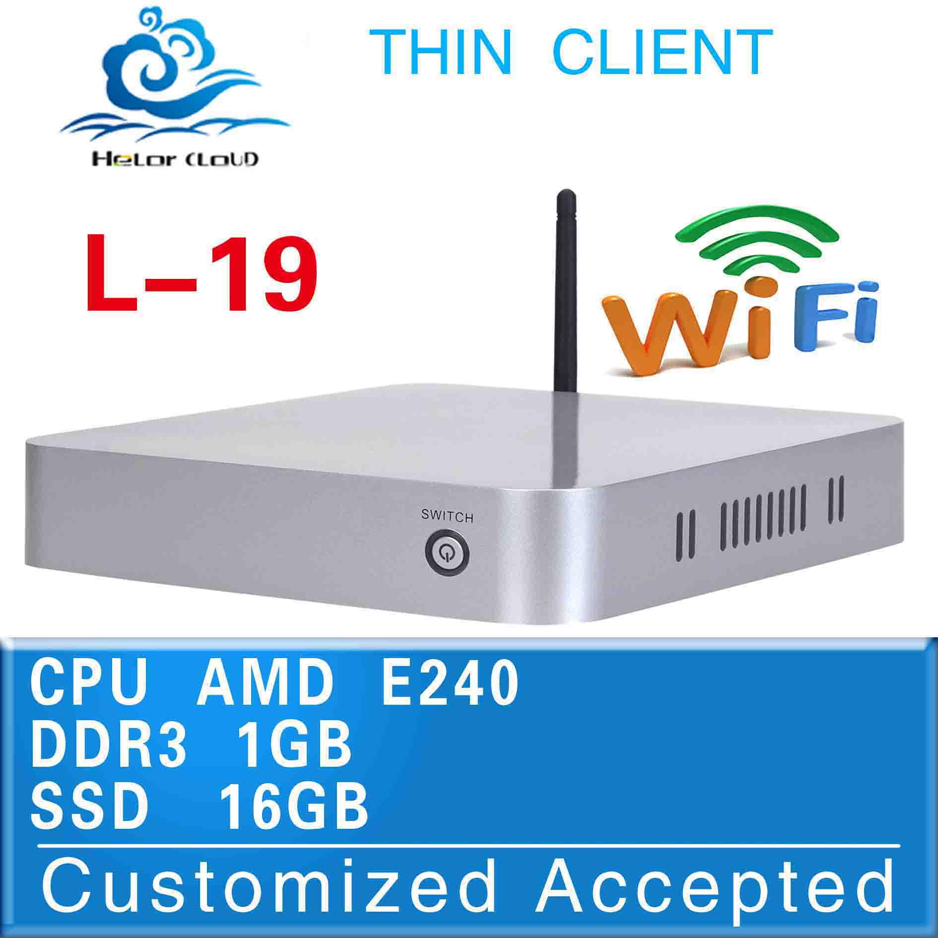cheap server computer wifi micro computer hzone ncomputing (AMD E240 single core 1.5GHZ 1gb RAM 8gb SSD4*USB2.0,1*HDMI )(China (Mainland))