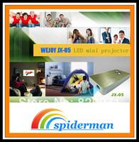 5pcs Business & Education&Home digital mini led projector