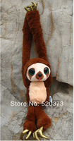 Monkey Plush Toy, THE CROODS Baby/ Kids Toy Gift  for child cartoon toy  plush doll Size: 25cm   1lot= 6pcs