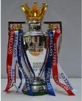 2013 British Premier League Trophy Barclays Trophy , UEFA Champions League Soccer Football souvenir Trophy Cup 32CM 1.2kg