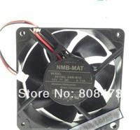 2810KL-04W-B10 12V 0.11A 7025 7CM 2 wire silent fan