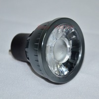 4pc/lot SD117 COB E27/GU10/MR16(Please Choose) 3W/5W/7W 270-630 Lumens 220V Warm White/White Aluminum Spotlight LED Lamp
