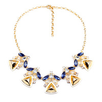 Fashion fashion accessories bohemia trigonometric geometry necklace