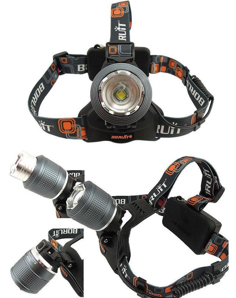 2015 Rushed Camping Led Bulbs Aa Headlamp Lantern New Cree Xml Xm-l T6 2000lm Head Torch Headlamp Headlight Flashlight 3 Mode(China (Mainland))