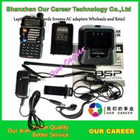 Baofeng UV-5RE Plus 128CH Dual band UHF+VHF FM VOX DTMF VOX Offset Ham 2-way Radio Intercom A0850P