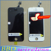 Free DHL totally full test new Digitizer Touch Display screen For iphone 5s lcd screen replacement