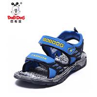 Bob DOG children shoes male child sandals child sandals fashion beach open toe sandals 2013