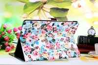 Flower Cover Case For Samsung Galaxy Tab Pro Note Pro 12.2  P900 P901 P905  Beauty Protection Skin Cover Free Shipping