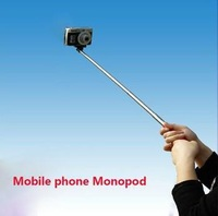 Selfie Rotable Handheld mini Camera new tripod Mobile phone new monopod for Digital Camera phone