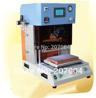 110V LCD Glass Vacuum Laminating Bonding Machine refurbishing with free vacuum pump