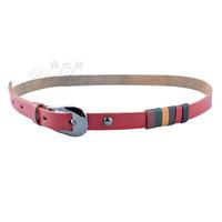 Strap genuine leather women's belt female strap fashion pidai