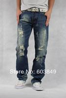 2014 New DSL Free Shipping,Men's Jeans, autumn-winter brand jeans men,hot sale,famaous brand jeans,men denim jeans 9313
