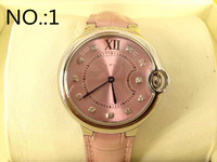 2014 brand watch waterproof quartz women luxury watches With cart LOGO
