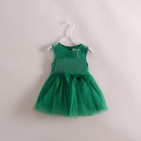 New summer popular Veil dress  for girl
