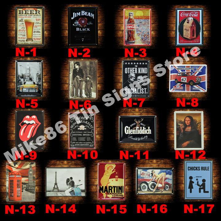 Small Metal Plaques Order Vintage Metal Plaque