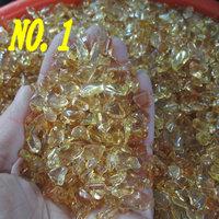 wholesale natural Brazil citrine crystal raw stone polishing gravel /free form gem stone/jewelry  jewels/energy stone/degaussing