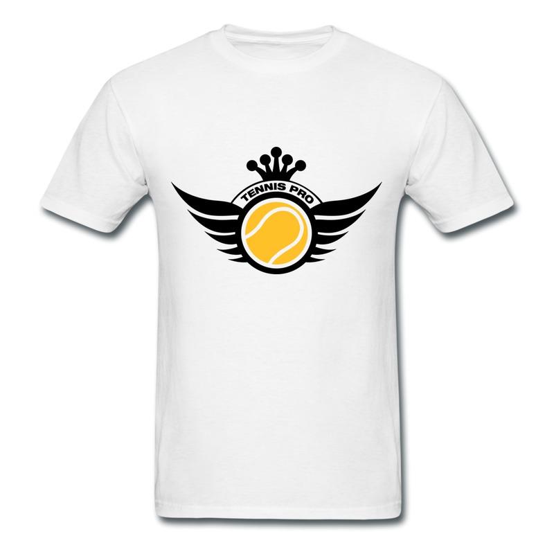 Short Sleeve Shirt Mens tennis pro f2 Classic Text T for Men(China (Mainland))