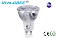 2014  Viva-CREE @2pcs LED GU10 12w Super bright Equivalent to 70w Energy saving 90% 620 lumen,down lamp