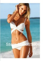 2014 New Sexy Bathing Suits for Women, Swimsuits,Bikini Swimwear, Drop Shipping Free Shipping Black/White for choose