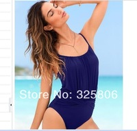2014 Sexy With Cup vs push up women Swimwear Swimsuit Shoulder Strap Women Sexy swim wear Bikini Bathing Suits