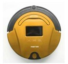 High quality gift fully-automatic charge intelligent vacuum cleaner robot uv ultraviolet(China (Mainland))