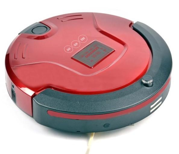 Household intelligent auto vacuum cleaner ultra-thin robot uv blue red white black(China (Mainl