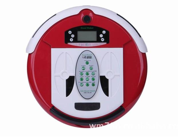 899 fully-automatic intelligent vacuum cleaner sweeper uv vac